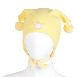 Windproof hat crown yellow - Kivat