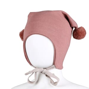 Hat SilkWool dusty pink - Kivat