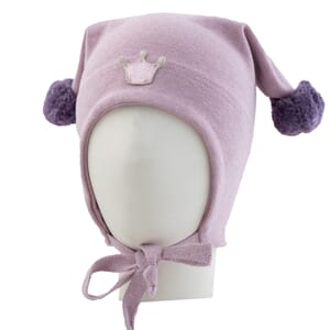 Windproof hat crown pink/purple - Kivat