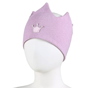 Crown headband light purple - Kivat