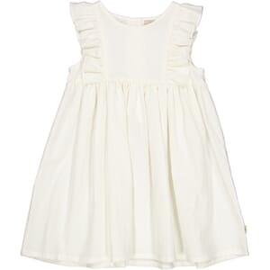 Dress Lara ivory - Wheat