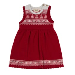 Pine Dress Red - MeMini