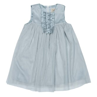 Dorothy Dress grey blue - MeMini