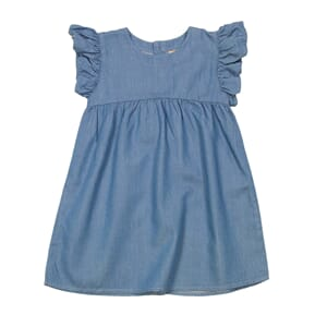 Odette Denim dress  Denim - MeMini