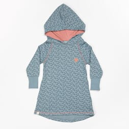 Linh Hood Dress citadel wild flower - Albababy