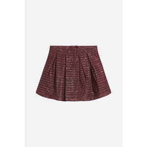 Neah Skirt mahogany - Hust & Claire