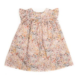 Crowny Dress Liberty Felda Rose - Huttelihut
