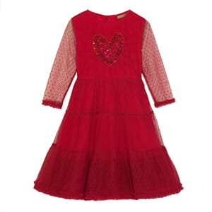 Love Dress red - Wild & Gorgeous