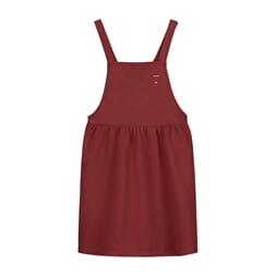 Pinafore Dress Burgundy - Gray Label