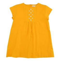 Amaya Dress Citrus - Poppy Rose