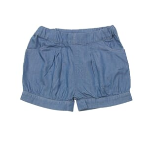 Minora Denim Shorts   Denim - MeMini