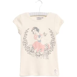 T-Shirt Snow White and Friends - Wheat