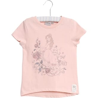 T-Shirt Belle powder - Wheat