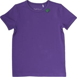 Alfa s/sl T purple - by Green Cotton