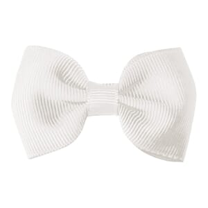 Small bowtie bow white - Milledeux