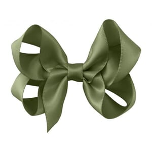 Medium boutique bow moss - Milledeux