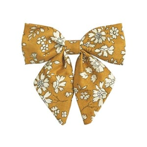 Medium bowtie bow with tails Liberty Capel G - Milledeux
