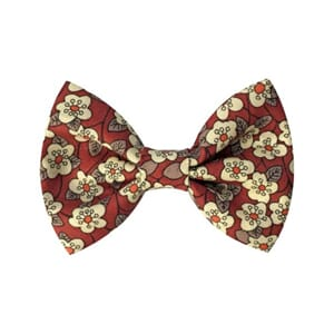 Small bowtie bow liberty Ffion C - Milledeux
