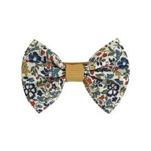 Small bowtie bow liberty Katie dijon middle  - Milledeux