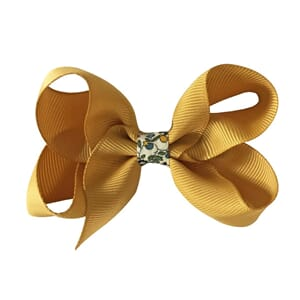 Medium boutique bow Dijon Liberty middle - Milledeux