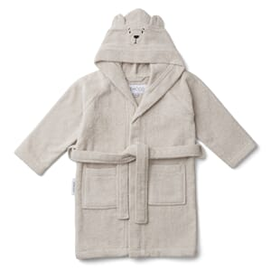 Lily bathrobe polar bear sandy - Liewood