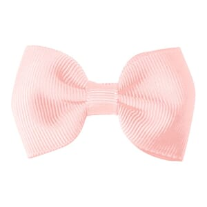 Small bowtie bow powder pink - Milledeux