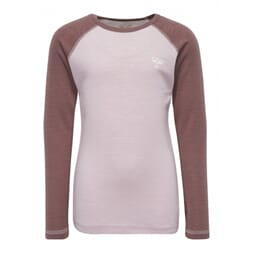 Alta Ls Tee burnished lilac - Hummel