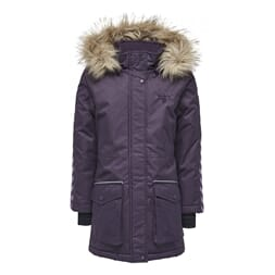 Stinna Coat nightshade - Hummel