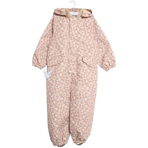 Suit Masi Tech rose flowers - Wheat