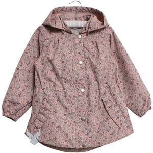 Jacket Elma rose flowers - Wheat