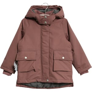 Jacket Esther Tech plum - Wheat