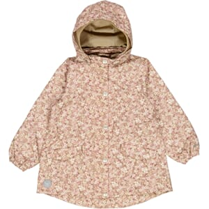 Jacket Ada Tech rose flowers - Wheat