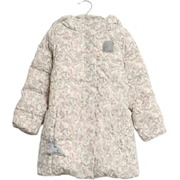Down Coat Bambi pale rose - Wheat