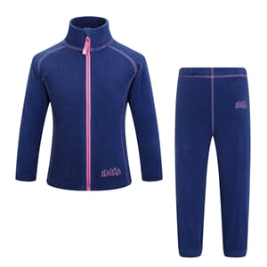 Fongen microfleece bright denim - Skogstad