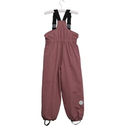 Ski Pants Elastic plum - Wheat