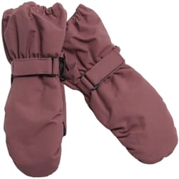 Mittens Technical plum - Wheat