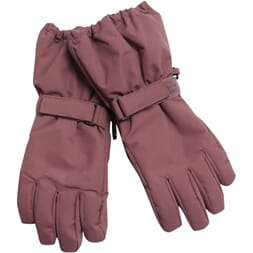 Gloves Technical plum - Wheat