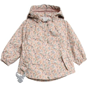 Jacket Elma multi flowers (baby) - Wheat