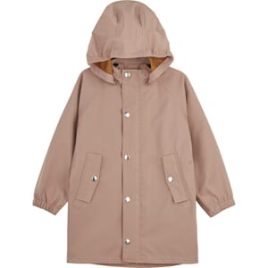 Spencer long raincoat dark rose - Liewood