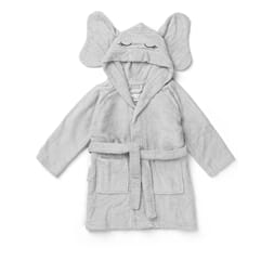 Lily bath robe elephant dumbo grey - Liewood
