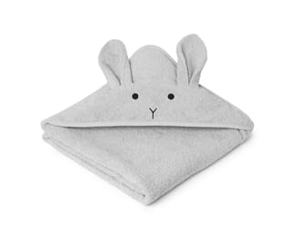 Augusta towel rabbit dumbo grey - Liewood