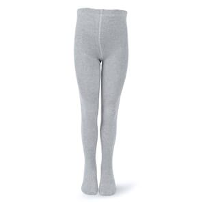 Melton basic tights - Grey