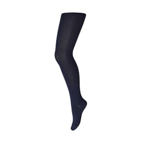 Tights Bamboo Plain indigo blue - MP