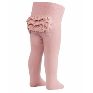 Tights Rumba With Lace wood rose - MP