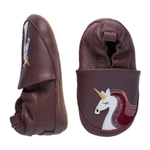 Leather Shoe - Unicorn - Melton