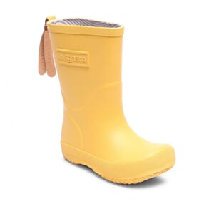 Rubber Boot basic yellow - Bisgaard