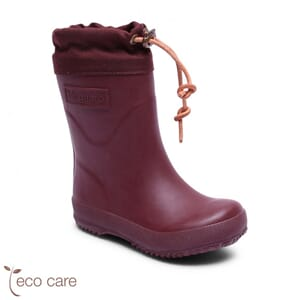 Rubber Boot thermo bordeaux - Bisgaard