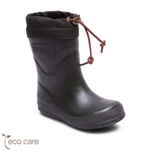 Rubber Boot thermo black - Bisgaard