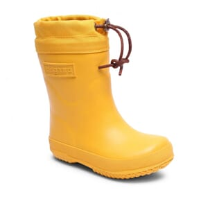 Rubber Boot thermo yellow - Bisgaard