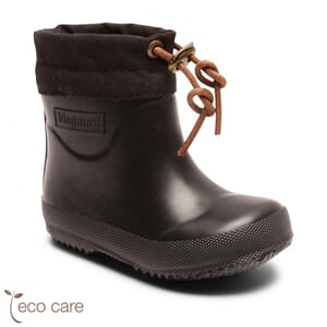 Baby Rubber Boot thermo black - Bisgaard